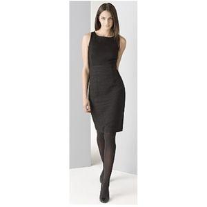 Theory Yeneth Sheath Dress - Black
